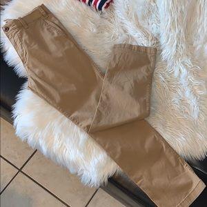 Hollister slim straight chino pants sz 28x32